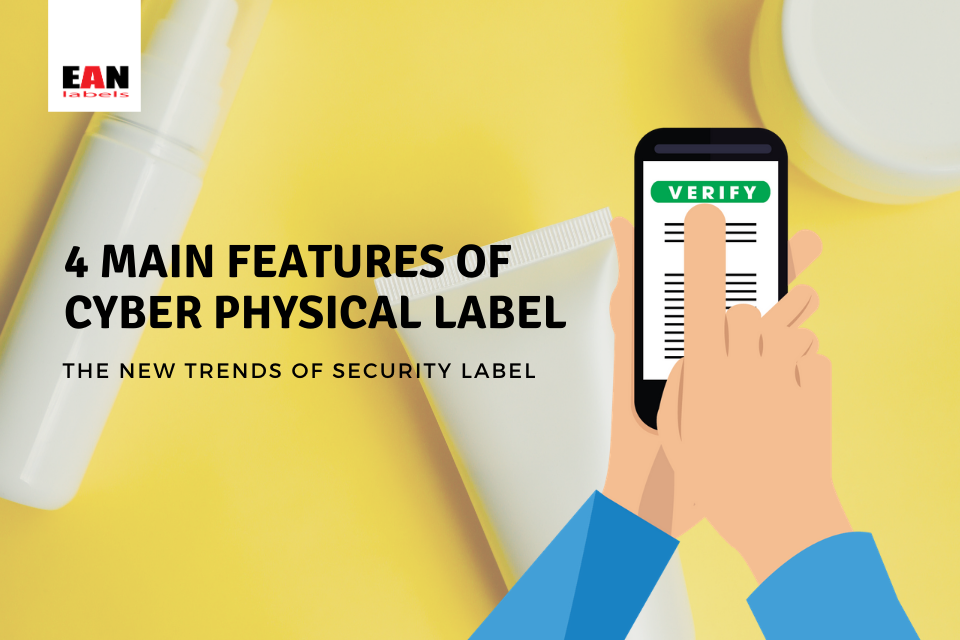 4 Main Features of Cyber Physical Label- The Security Label